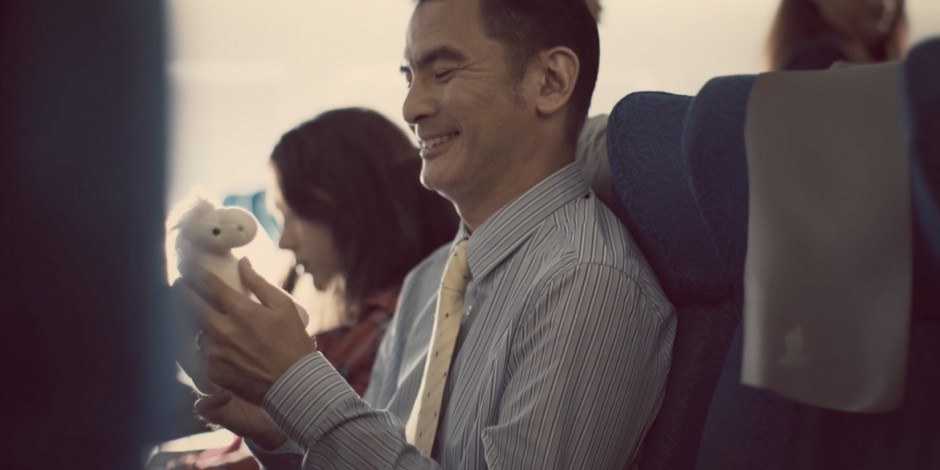 Singapore Airlines highlights the gift of giving during the festive season in short film