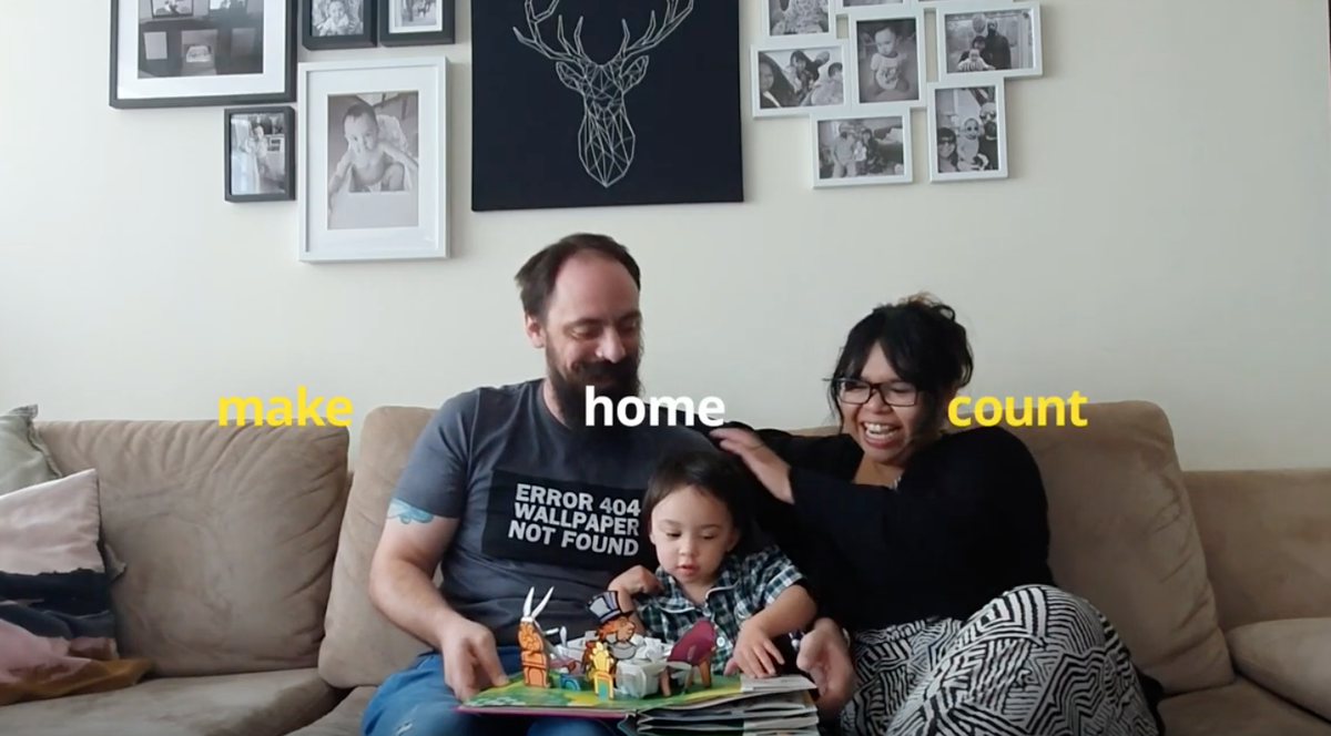 Ikea celebrates the upside of isolation with home videos