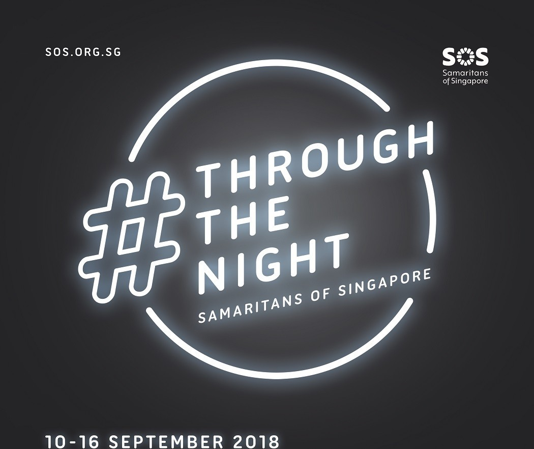 SAMARITANS OF SINGAPORE (SOS) : #THROUGHTHENIGHT BY TBWA
