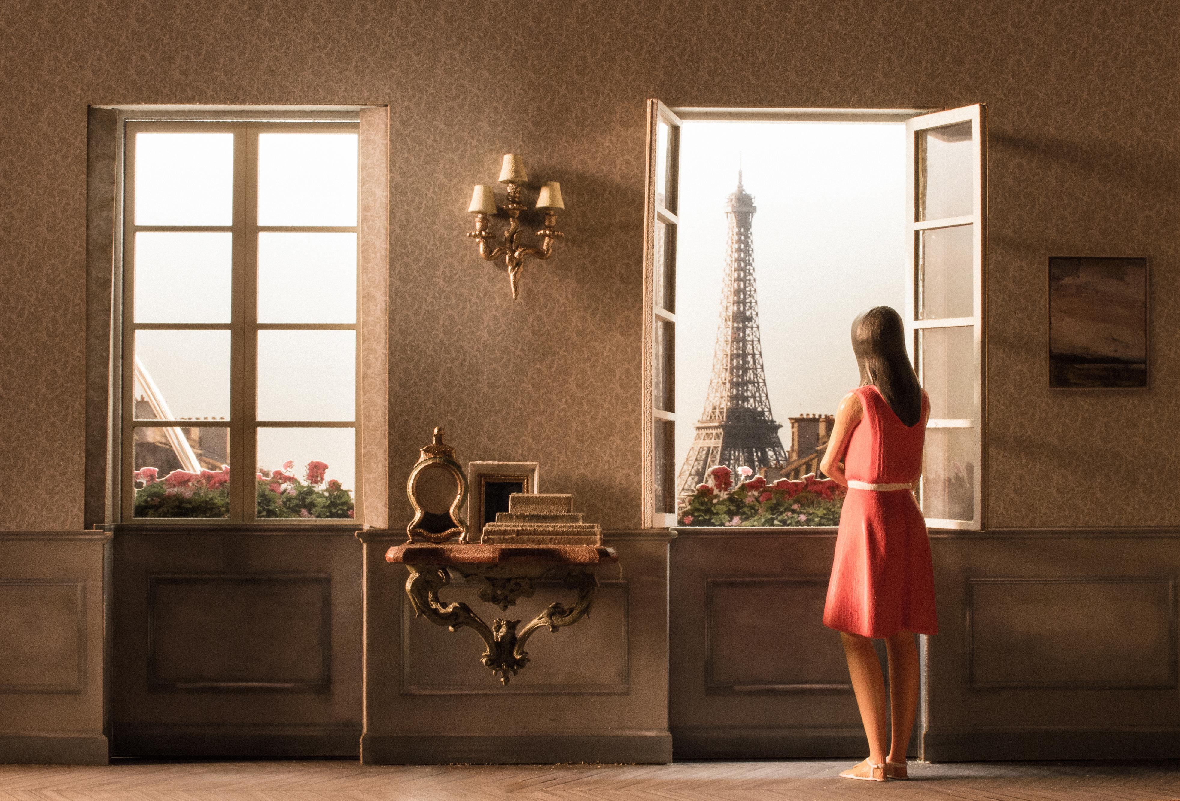 A Different Paris