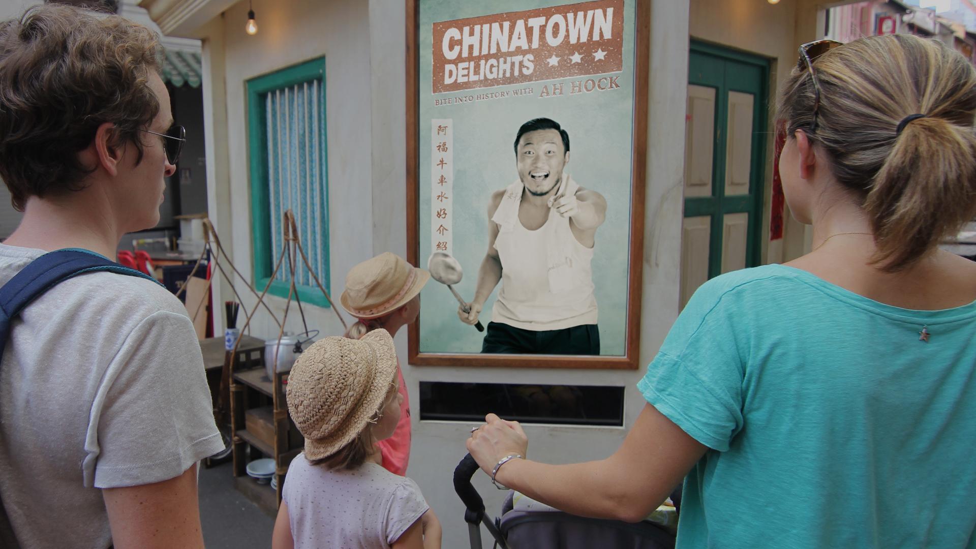Chinatown Comes Alive
