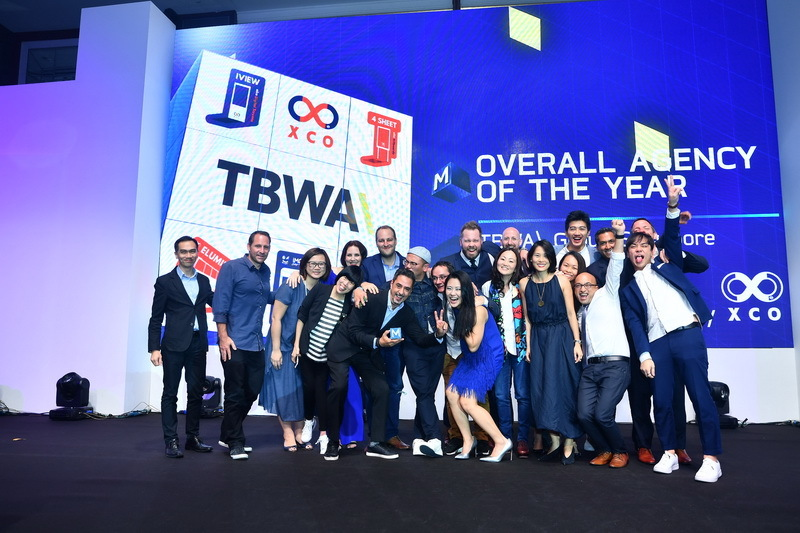 TBWA\ Group Singapore crowned Agency of the Year 2018